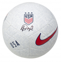Alex Morgan Signed Team USA Soccer Ball (JSA COA)