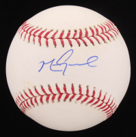 Mark Grace Signed OML Baseball (JSA COA) at PristineAuction.com