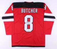 Will Butcher Signed Jersey (Beckett COA)
