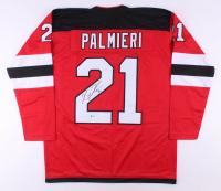 Kyle Palmieri Signed Jersey (Beckett COA)