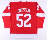 Jonathan Ericsson Signed Jersey (Beckett COA)