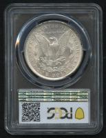 1889 $1 Morgan Silver Dollar (PCGS MS 65) at PristineAuction.com