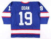 Shane Doan Signed Jersey (Beckett COA)
