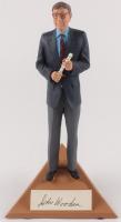 John Wooden Signed LE Gartlan Figurine (Gartlan COA) at PristineAuction.com