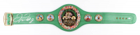 Floyd Mayweather Jr. Signed Full-Size WBC World Championship Belt (Beckett COA)