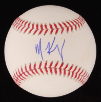 Mike King Signed OML Baseball (JSA COA) at PristineAuction.com