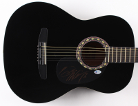 "Hank Williams Jr. Signed 38"" Rogue Acoustic Guitar (Beckett COA) at PristineAuction.com"