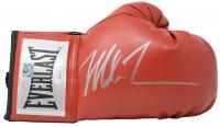 Mike Tyson Signed Everlast Boxing Glove (JSA COA & Fiterman Sports Hologram)