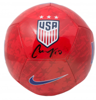 Carli Lloyd Signed Team USA Logo Nike Soccer Ball (JSA COA) at PristineAuction.com