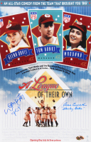 """Lori Petty & Ann Cusack Signed """"A League of Their Own"""" 11x17 Photo Inscribed """"Kit"""" & """"Shirley Baker"""" (MAB Hologram) at PristineAuction.com"""