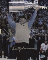 Scotty Bowman Signed Detroit Red Wings 8x10 Photo (Beckett COA)