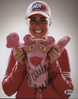Paula Creamer Signed 8x10 Photo (Beckett COA) at PristineAuction.com
