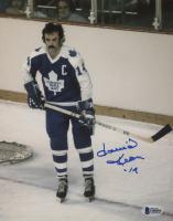 Dave Keon Signed Toronto Maple Leafs 8x10 Photo (Beckett COA)
