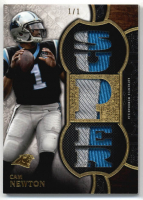 "Sportscards.com ""Premium Football Box"" Live Break - RPA's, Patches, 1/1's! 7 to 14 CARDS! Box #100 at PristineAuction.com"