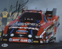 Courtney Force Signed 8x10 Photo (Beckett COA) at PristineAuction.com