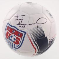 "Tim Howard Signed Team USA Soccer Ball Inscribed ""USA"" (JSA COA) at PristineAuction.com"