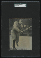 1917-20 Felix Mendelsohn M101-6 #17 Ty Cobb (SGC Authentic) at PristineAuction.com