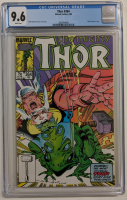 "1986 ""Thor"" Issue #364 Marvel Comic Book (CGC 9.6) at PristineAuction.com"