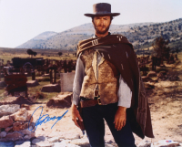 "Clint Eastwood Signed ""The Good, The Bad and The Ugly"" 16x20 Photo ( PSA COA) at PristineAuction.com"