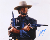 "Clint Eastwood Signed ""The Outlaw Josey Wales"" 16x20 Photo (PSA COA) at PristineAuction.com"