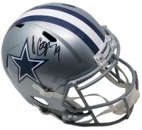 Amari Cooper Signed Dallas Cowboys Full-Size Speed Helmet (JSA COA)