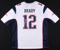 Tom Brady Signed New England Patriots Jersey ( TriStar Hologram & Steiner Hologram) at PristineAuction.com