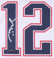 Tom Brady Signed New England Patriots Jersey ( TriStar Hologram & Steiner Hologram) at PristineAuction.com