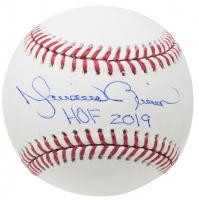 """Mariano Rivera Signed OML Baseball Inscribed """"HOF 2019"""" (JSA COA)"""