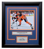 Connor McDavid Edmonton Oilers 11x14 Custom Framed Photo Display