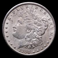 1900 Morgan Silver Dollar