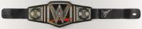 A.J. Styles Signed WWE World Heavyweight Champion Belt (JSA COA)