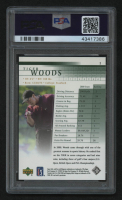 2001 Upper Deck #1 Tiger Woods RC (PSA 10) at PristineAuction.com