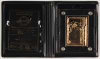1994 Highland Mint Mint-Cards Topps #17 Ken Griffey Jr. 92 / G / 500 (Highland Mint COA) at PristineAuction.com