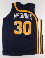 "George McGinnis Signed Jersey Inscribed ""HOF 2017"" (JSA COA) at PristineAuction.com"