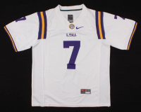 "Patrick Peterson Signed LSU Tigers Jersey Inscribed ""All-American"" (JSA COA) at PristineAuction.com"