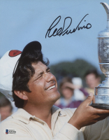 Lee Trevino Signed 8x10 Photo (Beckett COA) at PristineAuction.com