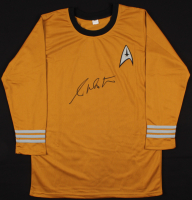 William Shatner Signed Prop Replica Uniform Shirt (JSA COA) at PristineAuction.com
