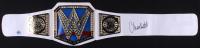 Charlotte Flair Signed WWE Women's Champion Belt (Pro Player Hologram)