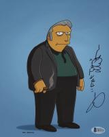 "Joe Mantegna Signed ""The Simpsons"" 8x10 Photo Inscribed ""Fat Tony"" (Beckett COA) at PristineAuction.com"