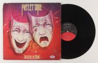 "Nikki Sixx, Vince Neil, & Tommy Lee Signed Motley Crue ""Theatre of Pain"" Vinyl Record Album (PSA Hologram) at PristineAuction.com"