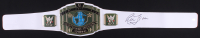 Ric Flair Signed WWE Intercontinental Heavyweight Wrestling Championship Belt (Schwartz COA) at PristineAuction.com
