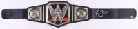Ric Flair Signed WWE World Heavyweight Wrestling Championship Belt (Schwartz COA) at PristineAuction.com