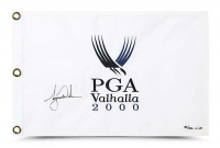 Tiger Woods Signed 2000 PGA Tour LE Pin Flag (UDA COA) at PristineAuction.com