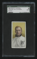 1909-11 T206 #236 Walter Johnson / Portrait (SGC Authentic) at PristineAuction.com