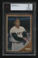 1962 Topps #300 Willie Mays (BVG 7) at PristineAuction.com