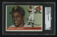 1955 Topps #164 Roberto Clemente RC (SGC 5) at PristineAuction.com