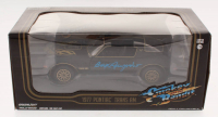 """Burt Reynolds Signed LE """"Smokey and the Bandit II"""" 1977 Pontiac Trans AM 1:24 Scale Die Cast Car (Beckett COA) at PristineAuction.com"""