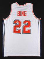"""Dave Bing Signed Jersey Inscribed """"All American"""" (Beckett Hologram) at PristineAuction.com"""
