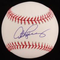 Alex Rodriguez Signed OML Baseball (JSA COA)