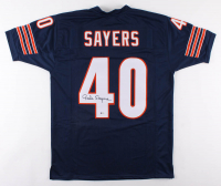 Gale Sayers Signed Jersey (Beckett COA)
